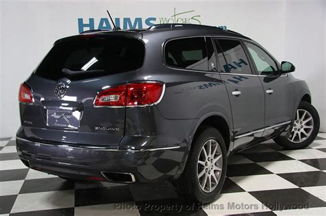Buick Enclave 2014 Used by 2014 Used Buick Enclave Fwd 4dr Leather At Haims Motors
