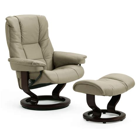 stressless mayfair large recliner ottoman from 2 695 00