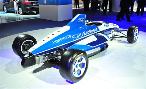 Ecoboost Goes Racing New 2018 Formula Ford Powered By