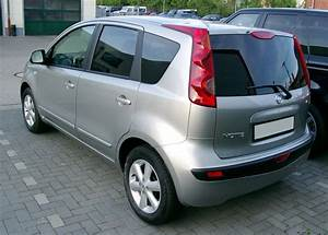 Nissan Note History  Photos On Better Parts Ltd