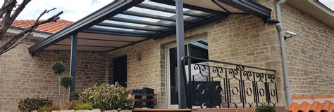 pergola les pergolas aluminium et les abris de terrasse sur mesure akena v 233 randas