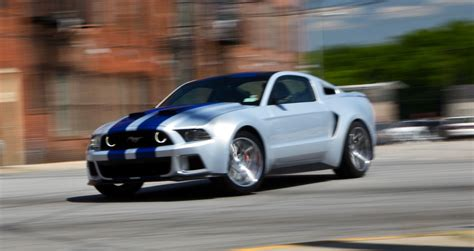 ford mustang announced    speed hero car