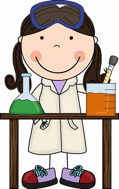 Clipart Scientist Clip Clipground Looks Education 1000