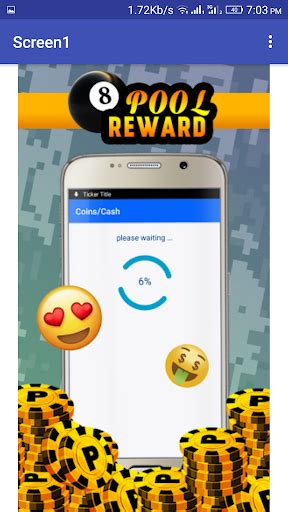 pool instant rewards 2018 coins and spins free