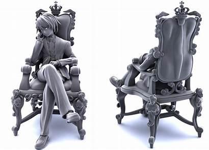 Byakuya Figure Togami Danganronpa Independent Fanart