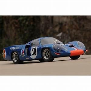 1 24 Alpine A220 Le Mans 1968 Model Kit Car Profil 24