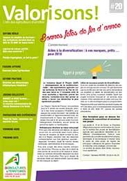 chambre agriculture nord bulletin valorisons n 20 chambre d 39 agriculture du nord