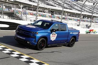 Daytona Pace 500 Chevy Silverado Truck Chevrolet