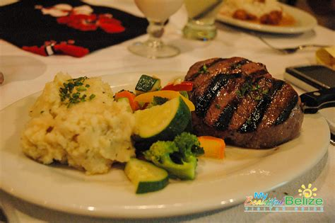 Fine Island Dining At Black Orchid Restaurant My