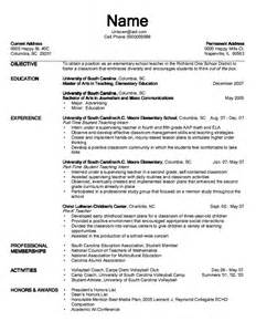 Writing A Resume For A Preschool Teaching Position by Exle Of Pre K Resume Http Exleresumecv Org Exle Of Pre K Resume