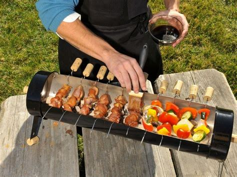 things to make on the grill how to make a yakitori grill diy projects for everyone