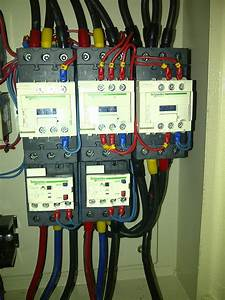 Mechanical Dan Electrical  Control Panel 3 Phase Untuk Pompa