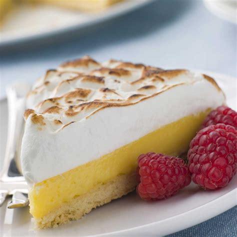 recettes de cuisine corse tarte au citron meringuée une recette anniversaire