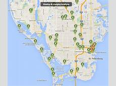 How EV Charging Station Networks Compare, City To City