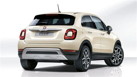 Fiat 500 X Review by New Fiat 500x Review The Crossover Gets A Facelift Car