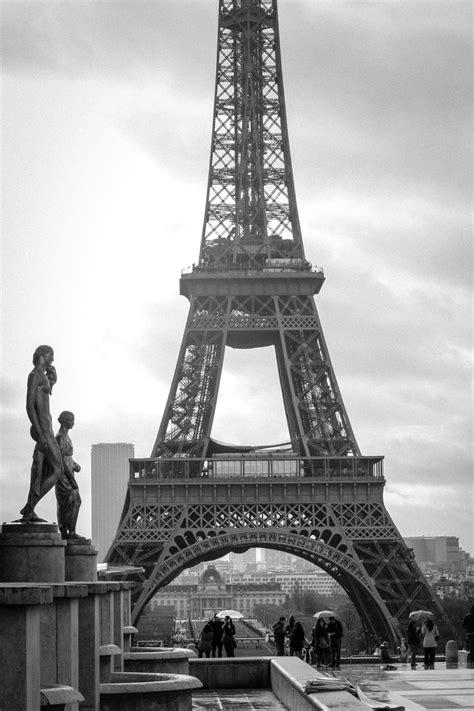 paris paris black  white