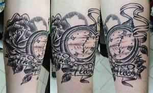 time flies - Tattoo Artists.org