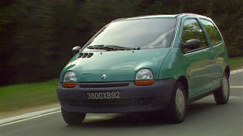 1993 Renault Twingo - YouTube