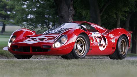 Ferrari 330 P3/4 [0846] (1966) Wallpapers and HD Images ...