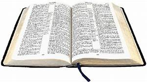 Open Bible transparent PNG - StickPNG