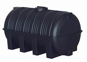 Horizontal Water Storage Tanks