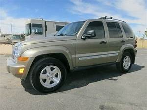 Buy Used 2005 Jeep Liberty 4x4 Crd Limited Great Tow