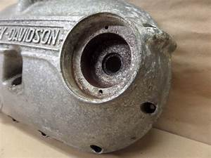 1967 Harley Davidson Aermacchi Ss Sprint 250 Engine Cover Clutch Arm And Other Used Motorcycle