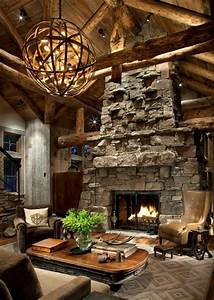A Family Lodge In The Montana Mountains Hooked On Houses