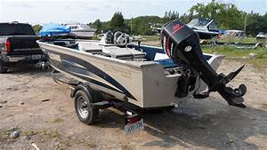 2002 Lowe Fm 165s Fishing Boat For Sale In The Lindsay Area Northeast Of Toronto  Ontario