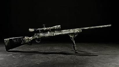 Rifle Fondo Pantalla Francotirador Sniper Scope Previa