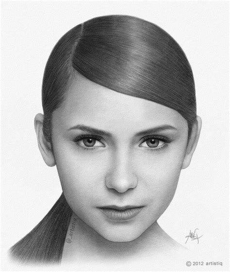 Realistic Drawings Of Famous People Famous Pencil
