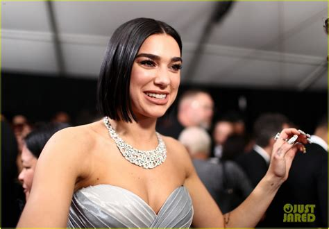 Dua Lipa Scores First Grammy for Best Dance Recording ...