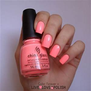 China Glaze Neon & on & on Swatches and Nail Art