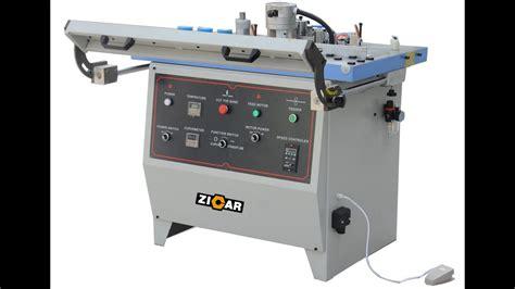 manual edge banding machine mfa  jaya international youtube