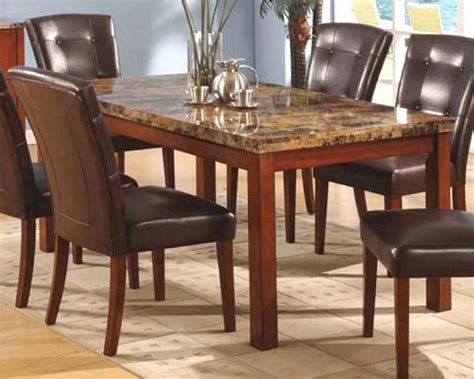 marble top dining table mo tb