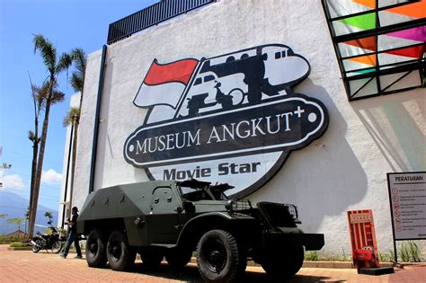 museum angkut wisata edukasi bertema transportasi