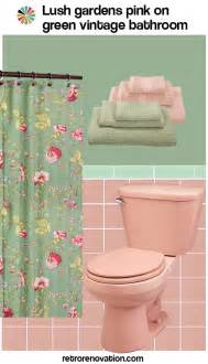 wall color ideas for bathroom 11 ideas to decorate a pink and green tile bathroom