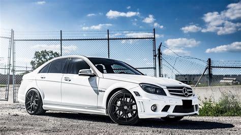2018 Vorsteiner Mercedes Benz C63 Amg Wallpaper Hd Car