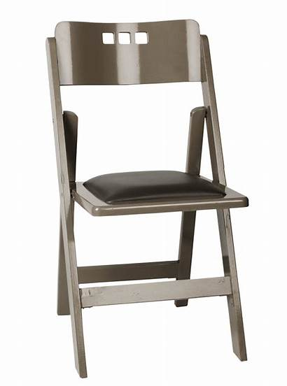 Folding Chair Hole Wood Bright