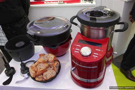 l essentiel de la cuisine par kitchenaid prix kitchenaid cook processor poêle cuisine inox