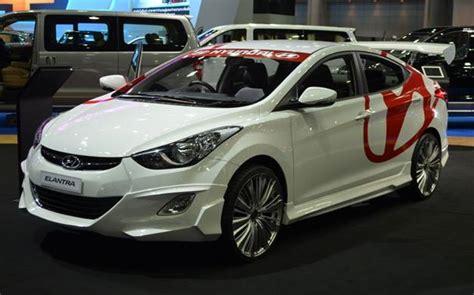 2013 hyundaielantra pricing and specs. 2012 Thai Motor Expo - Hyundai Elantra showcased in a ...