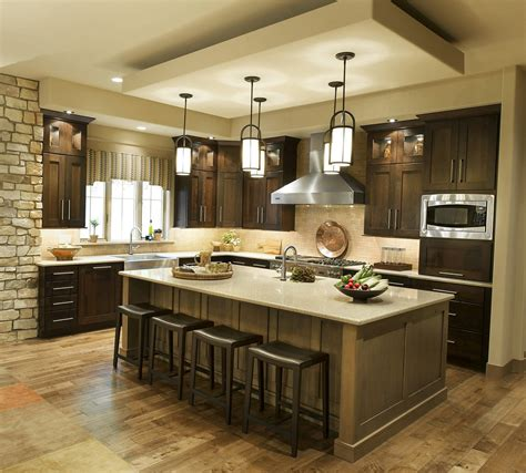Paint Ideas For Kitchen Cabinets - dark kitchen cabinets for beautifying kitchen design gallery gallery