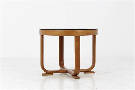 Bentwood makes a collection of bar stools that are very well made and constructed at the finest quality materials. Beech Bentwood Coffee table - 1940s - Design Market