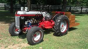 Tractor Tuesday  1950 8n
