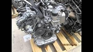 2011 Mercedes Ml350 Engine    Motor 3 5l 164type 17080