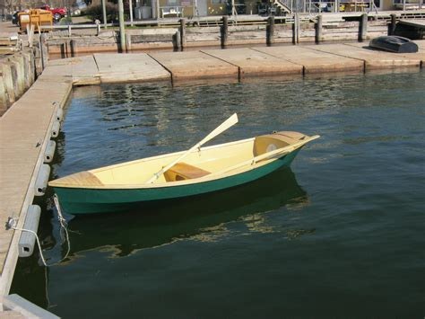 Skiff Boat Rowing by Medway Skiff Sailstrait