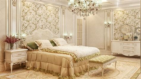 Classic Bedroom Design by Bedroom Interior Design In Dubai By Luxury Antonovich Design
