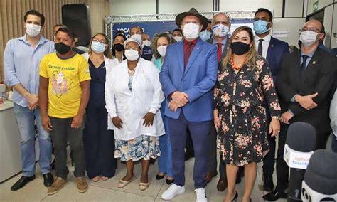 Veja aqui a evolução da vacinação em todos os países com dados disponíveis. Governador Mauro Carlesse lança campanha de vacinação contra covid-19 no Tocantins - Notícias ...