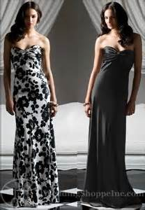 black and white bridesmaid dresses black and white bridesmaid dresses