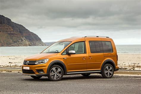 Volkswagen Caddy Alltrack 2.0 Tdi (2016) Review